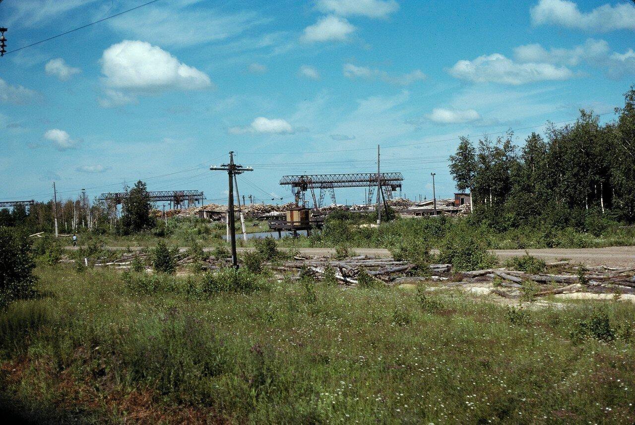 На въезде в Мариинск