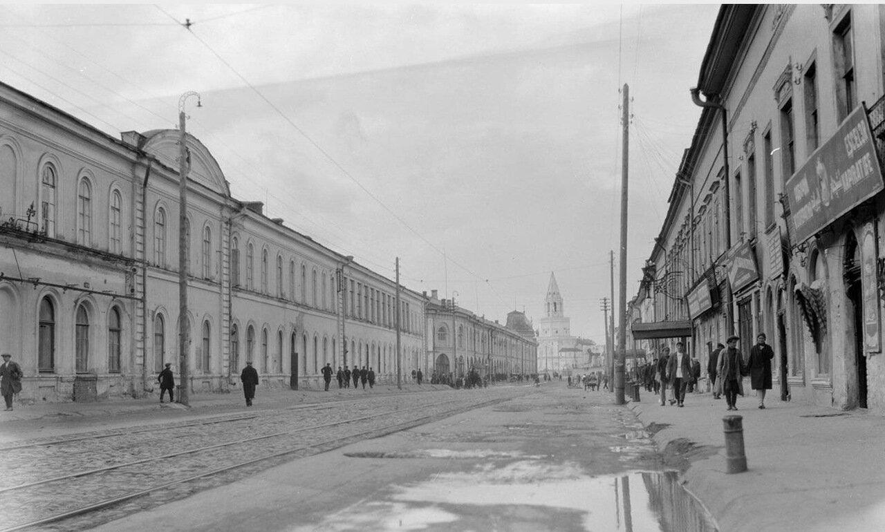 Казань. Верхний город