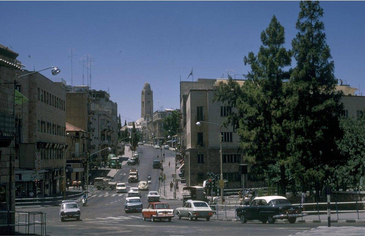 Улица Кин Давид