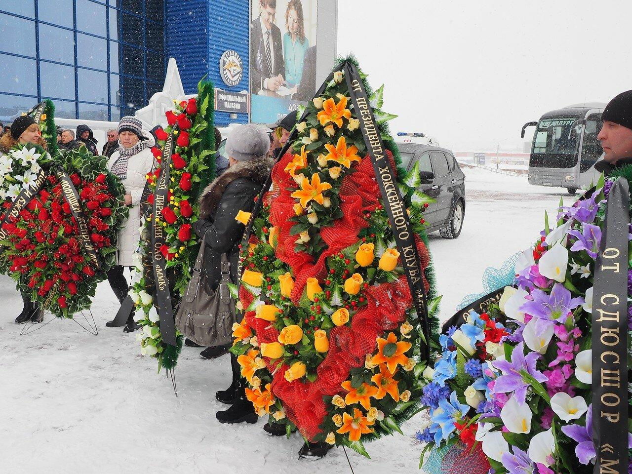 12Прощание с Валерием Викторовичем Постниковым