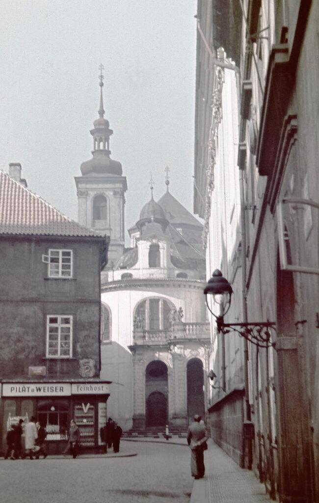 1942c Praha St.Kliment Church.jpg