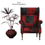 checkered_chair_by_brokenwing3dstock-d5m1piw.png
