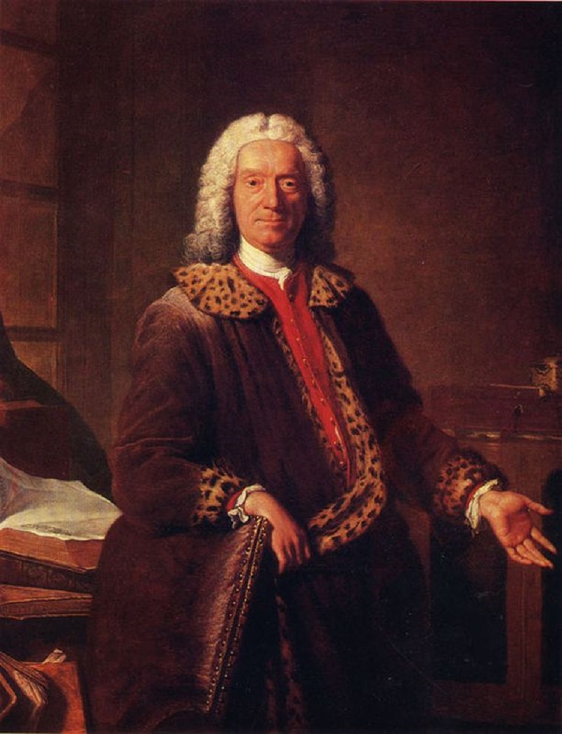 э  Jacques-André-Joseph-C Aved - Bildnis des Tragödiendichters P.J. de Crebillon (1679-1762).jpg