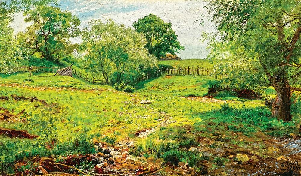 Летний пейзаж 1895.jpg