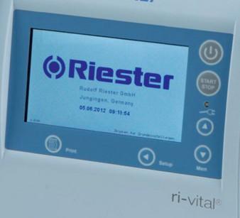 ЖК-дисплей монитора пациента Ri-Vital