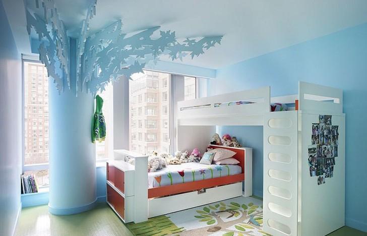 8. Спальня для девочек