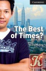 Книга Книга Cambridge English Readers: The Best of Times? (Book & Audio)