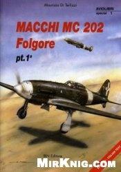 Книга Macchi MC 202 Folgore Part 1a (Aviolibri Special №1)