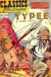 Classics illustrated - Typee