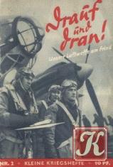 Журнал Drauf und Dran!Unsere Luftwaffe am Feind [Kleine Kriegshefte №02]