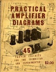 Книга Practical amplifier diagrams