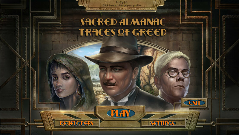 Sacred Almanac: Traces of Gree