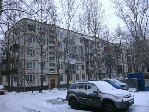 Пролетарская ул. 60к3