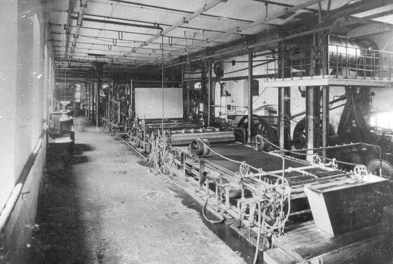 10. Бумагоделательная машина для печатных и книжных бумаг