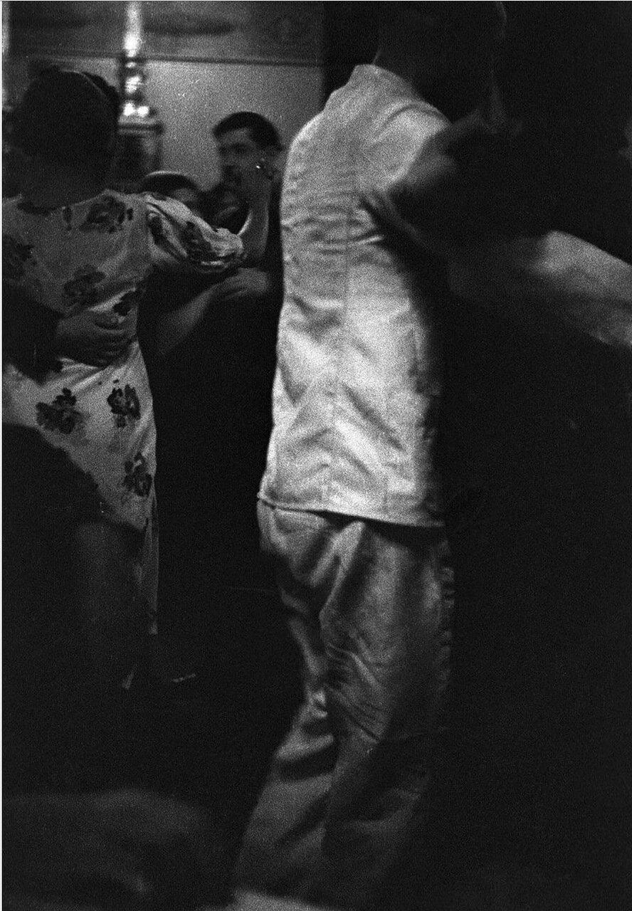 20. Метрополь. Танцующие пары в ресторане гостиницы