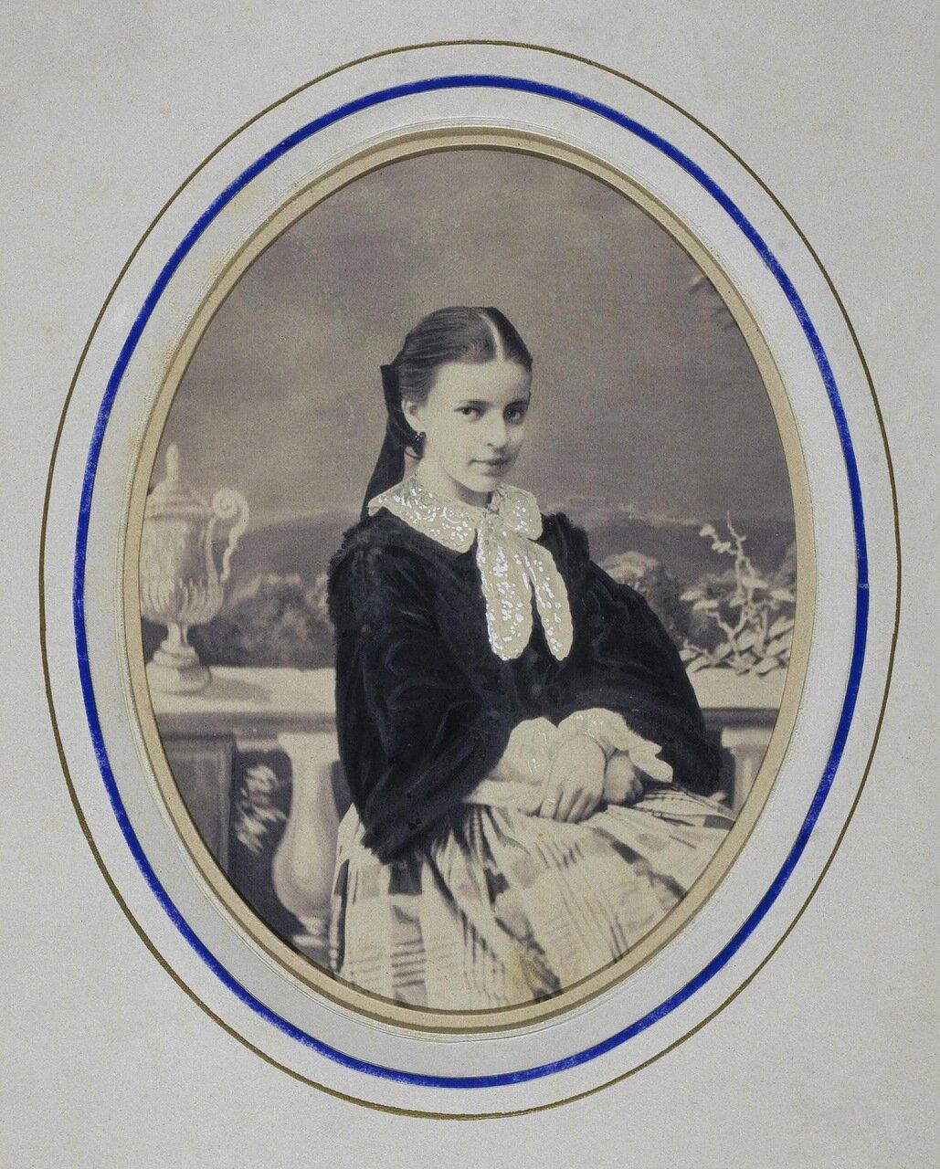 Портрет Софьи Дмитриевны Волконской