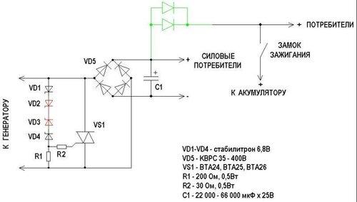 Регулятор Vape R94.