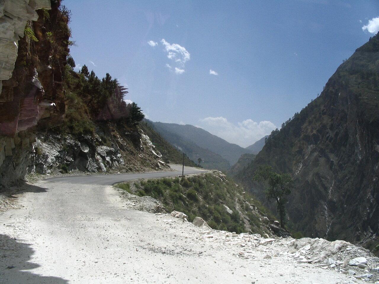 Красота гор, Гималаи