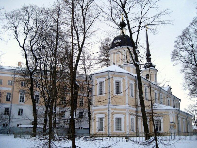 Церковь и царскосельский лицей