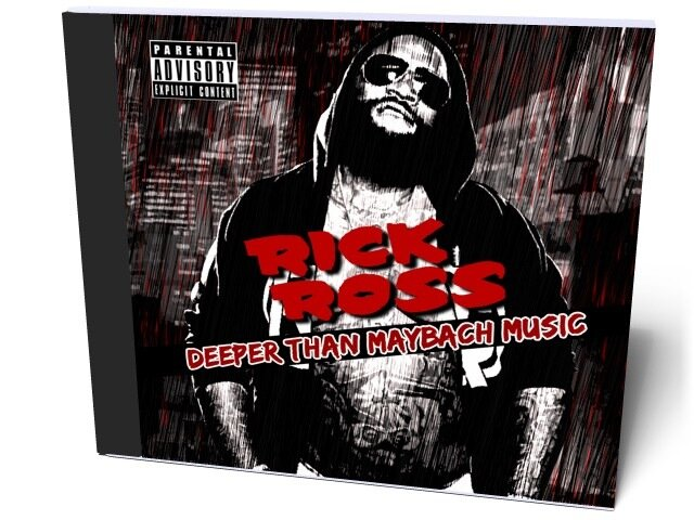 Rick Ross - Deeper Than Maybach Music (2009)