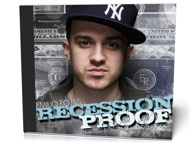 DJ Noodles Presents Emilio Rojas - Recession Proof (2009)