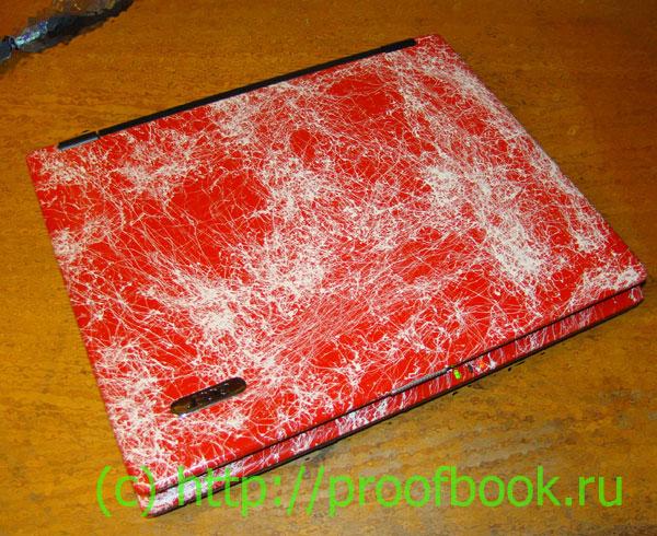 покрасить ноутбук