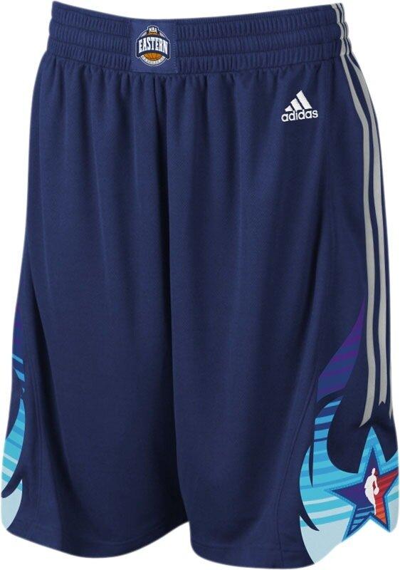 NBA представляет новую игровую форму adidas для NBA ALL-STAR 2009