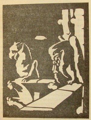 Кругликова.Гравюра и Силуэты 1902-1925).   Казань, 1925.
