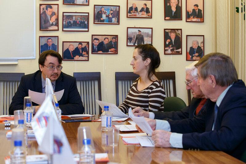 Заседание Общественной экологической палаты Гражданской ассамблеи Красноярского края (фото: Антон Пищур)