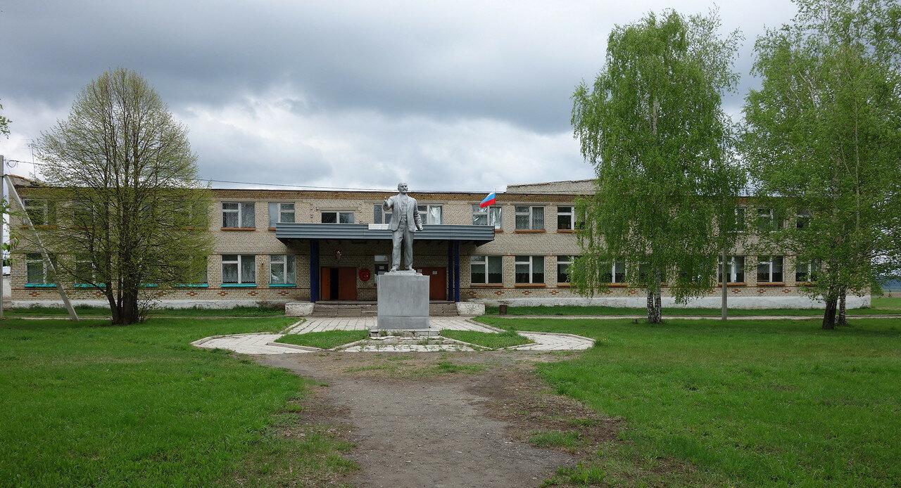 Ленин и сельсовет