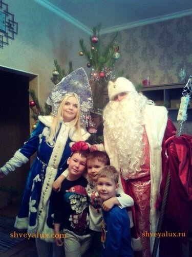 Тольятти пригласить Деда Мороза и Снегурочку Тольятти