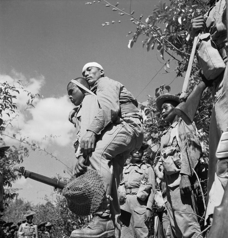 Юго-Восточная Азия  во Второй мировой войне