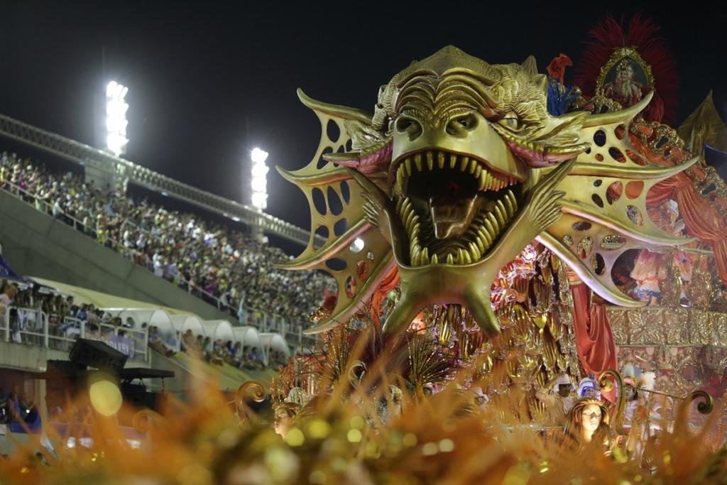 Карнавал 2016. Вокруг света