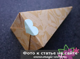 Конвертики формы рукояток для ножей своими руками