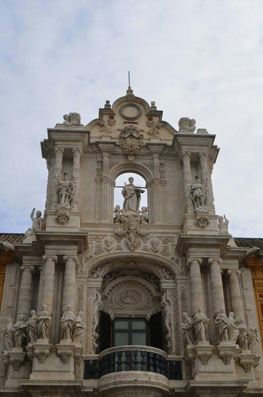 Дворец Сан -Тельмо