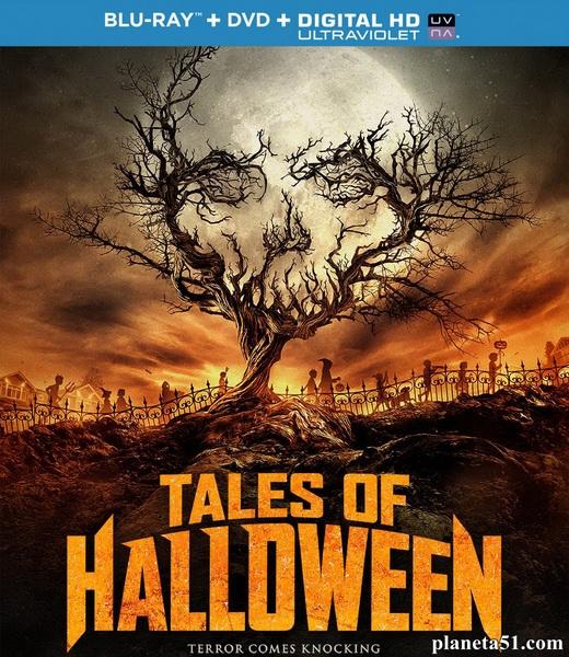 Город монстров / Tales of Halloween (2015/BDRip/HDRip)