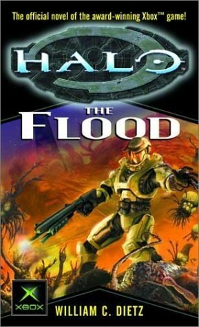 Обложка Halo: The Flood 2003