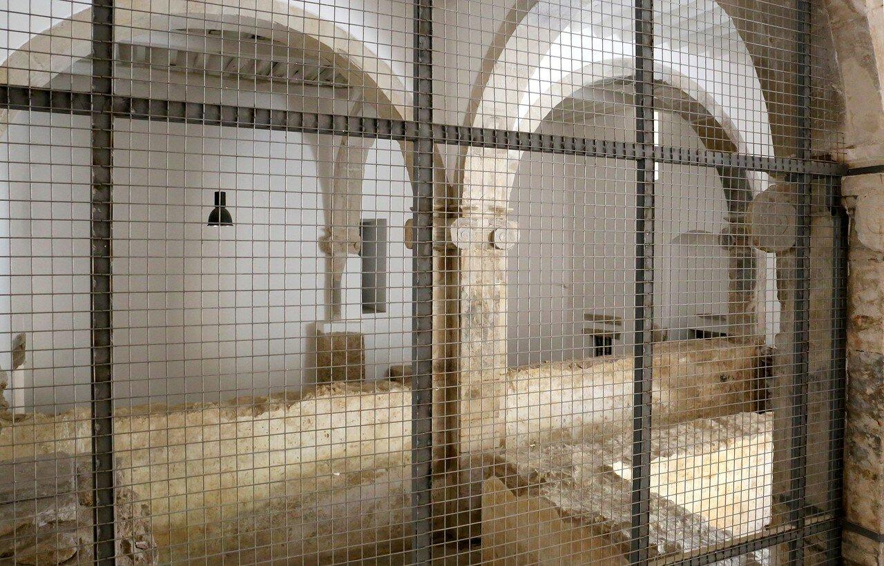 Коимбра. Двор Инквизиции (Pátio da Inquisição)