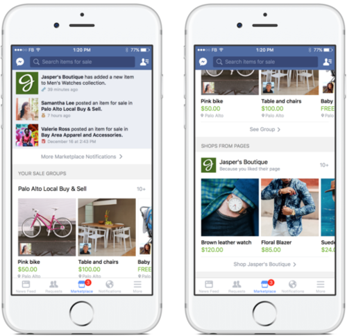 Facebook тестирует персонализацию новостной ленты