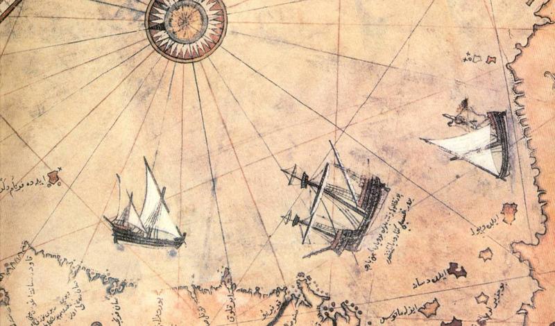 Карта Пири Рейса является одной из наиболее значимых мировых картах, когда-либо найденных. Османский