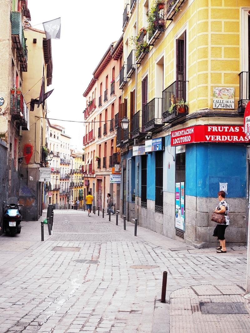 Улицы и архитектура Мадрида фото 21