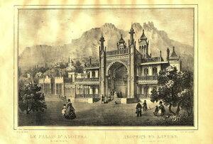 Дворец в Алупке