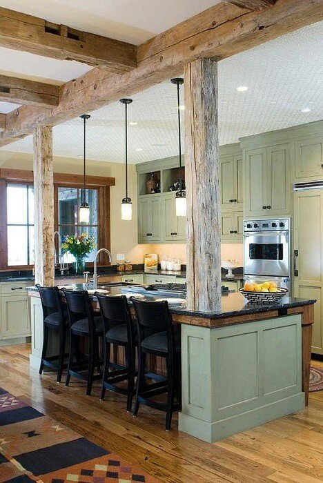 Country French Kitchens Carolina Fernandez   amazoncom