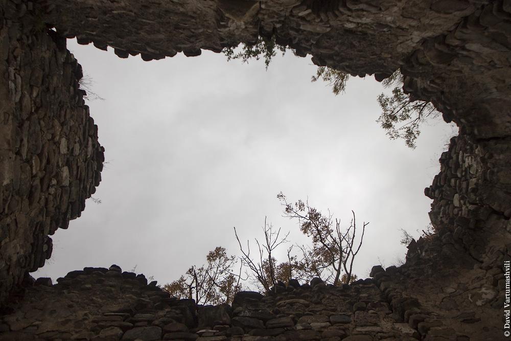 Крепость Ркони