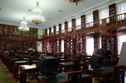 Живая библиотека!
