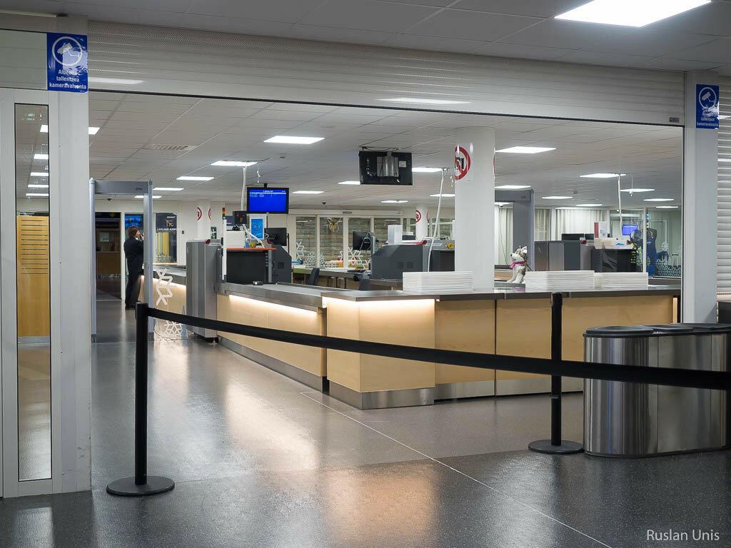 Аэропорт Ивало