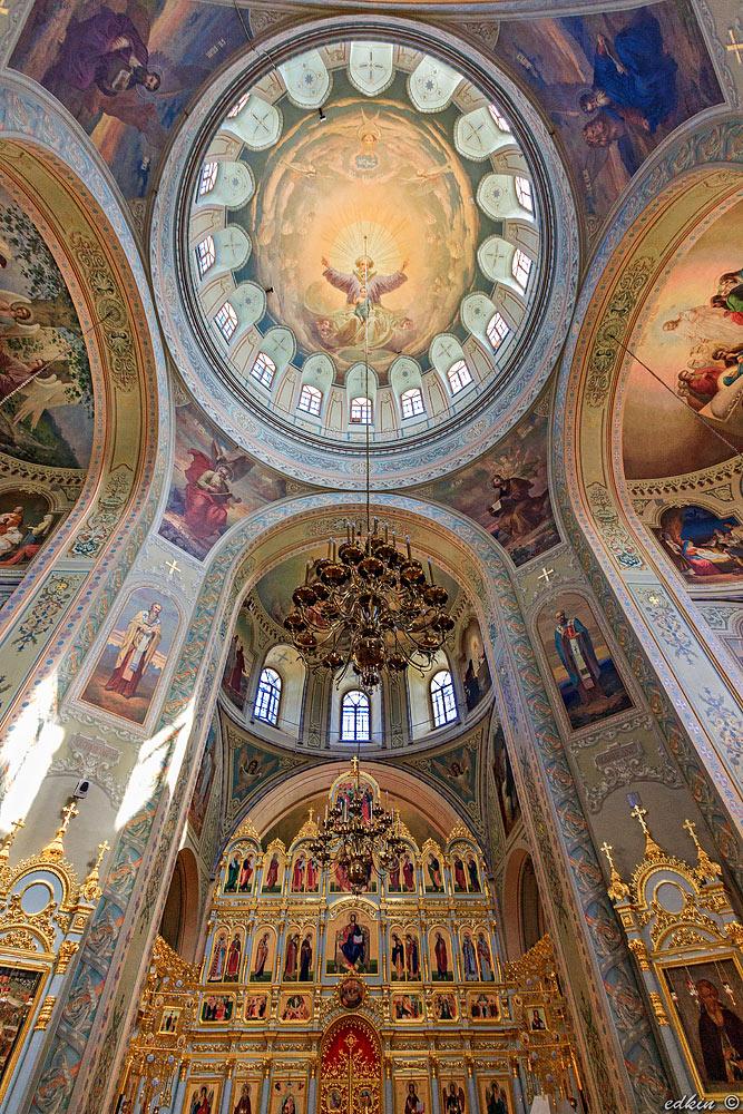 Свияжск, собор иконы Божьей Матери «Всех Скорбящих Радость» Свияжского Иоанно-Предтеченского монастыря