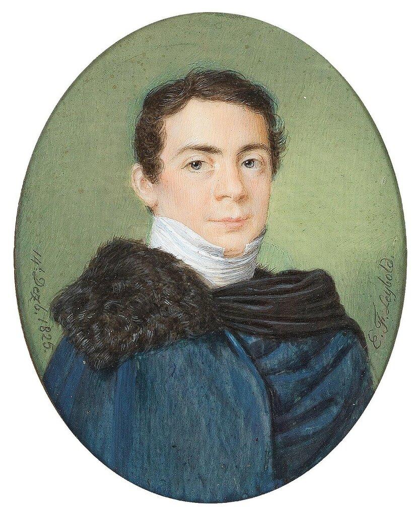 Eduard Friedrich Leybold(Stuttgart 1798-1879 Wien)