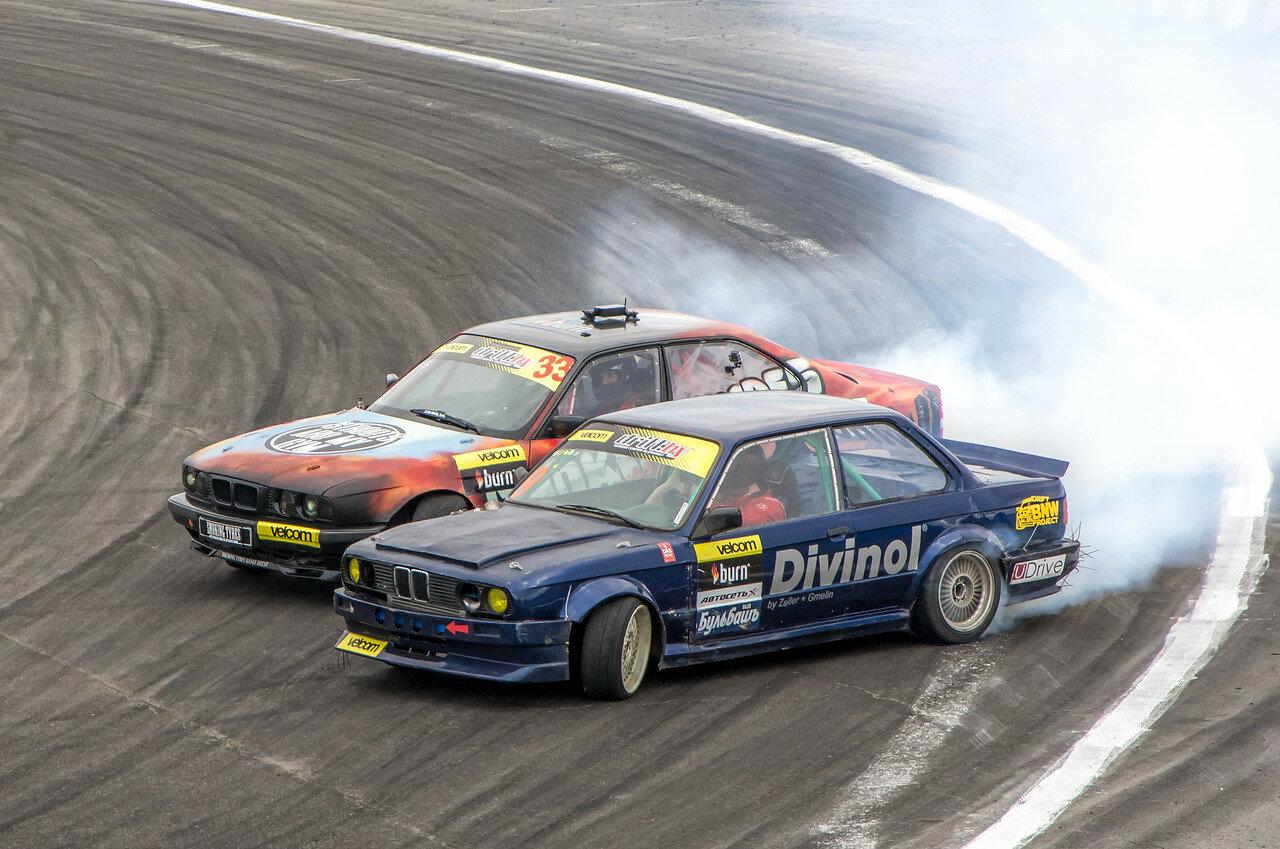 Руслан Курлович (BMW E34) vs Кирилл Радченко (BMW E30)
