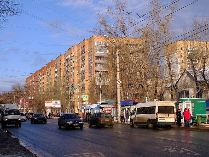 Арка, Елки Кирова и металл 003.JPG